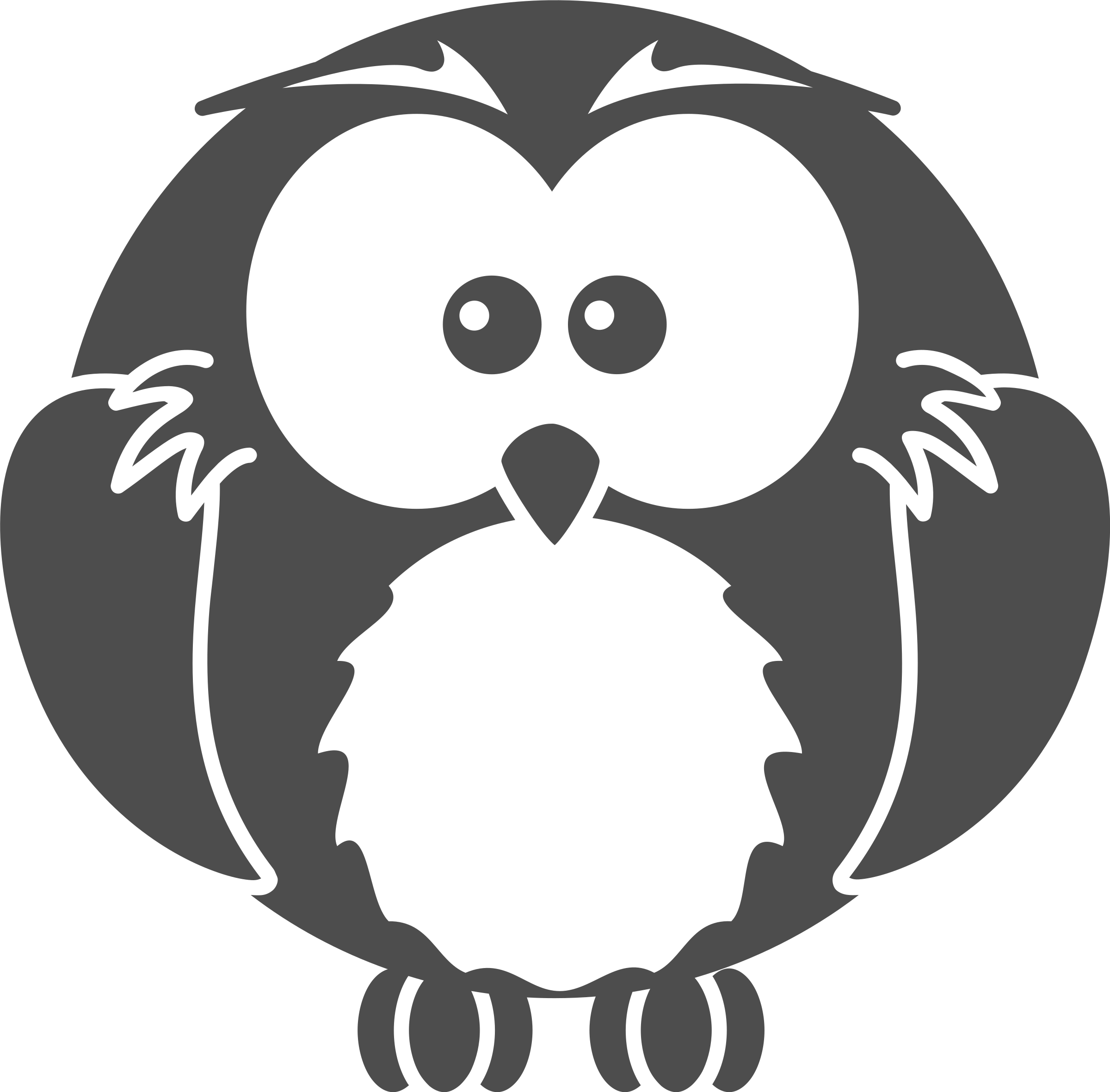 Cartoon owl png. Icons free and downloads