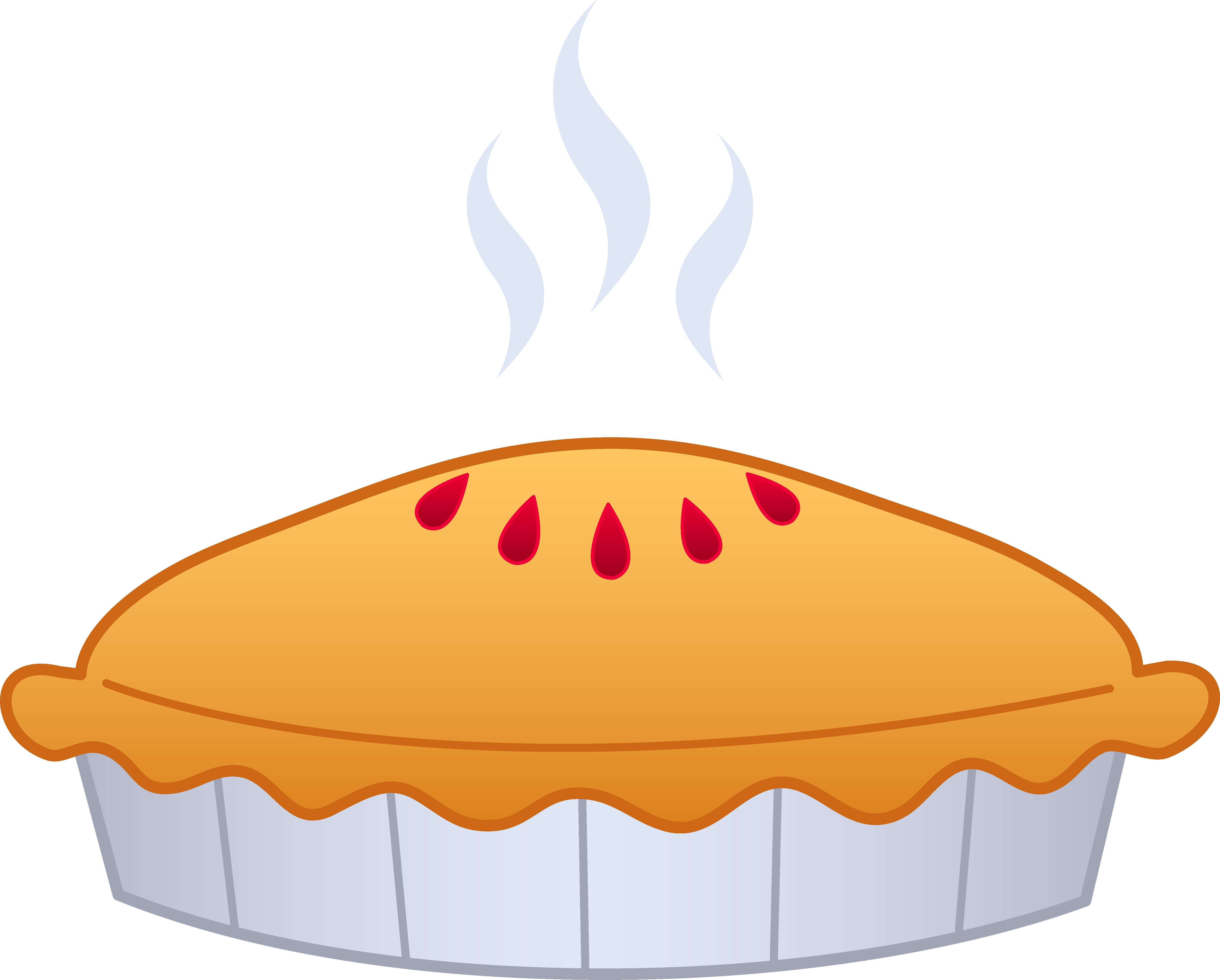 Cartoon pie png. Available pies each gfwc