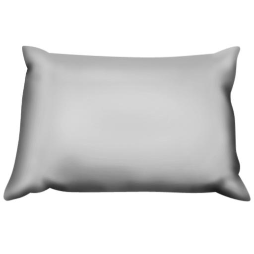 White pillow png. Download free high quality