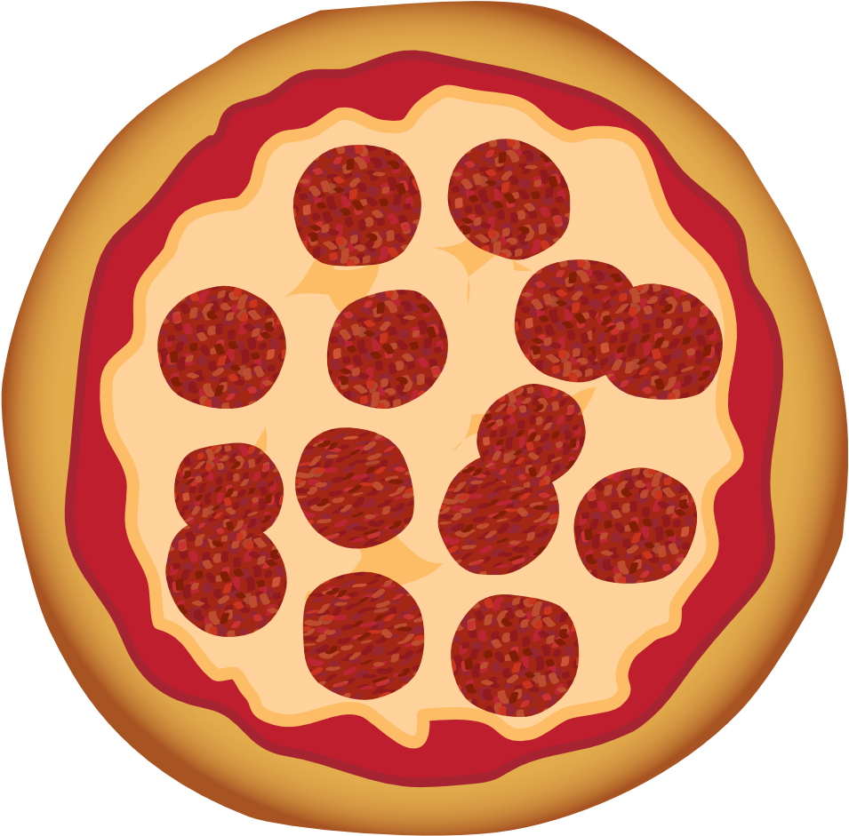 Cartoon pizza png. Download banner stock the