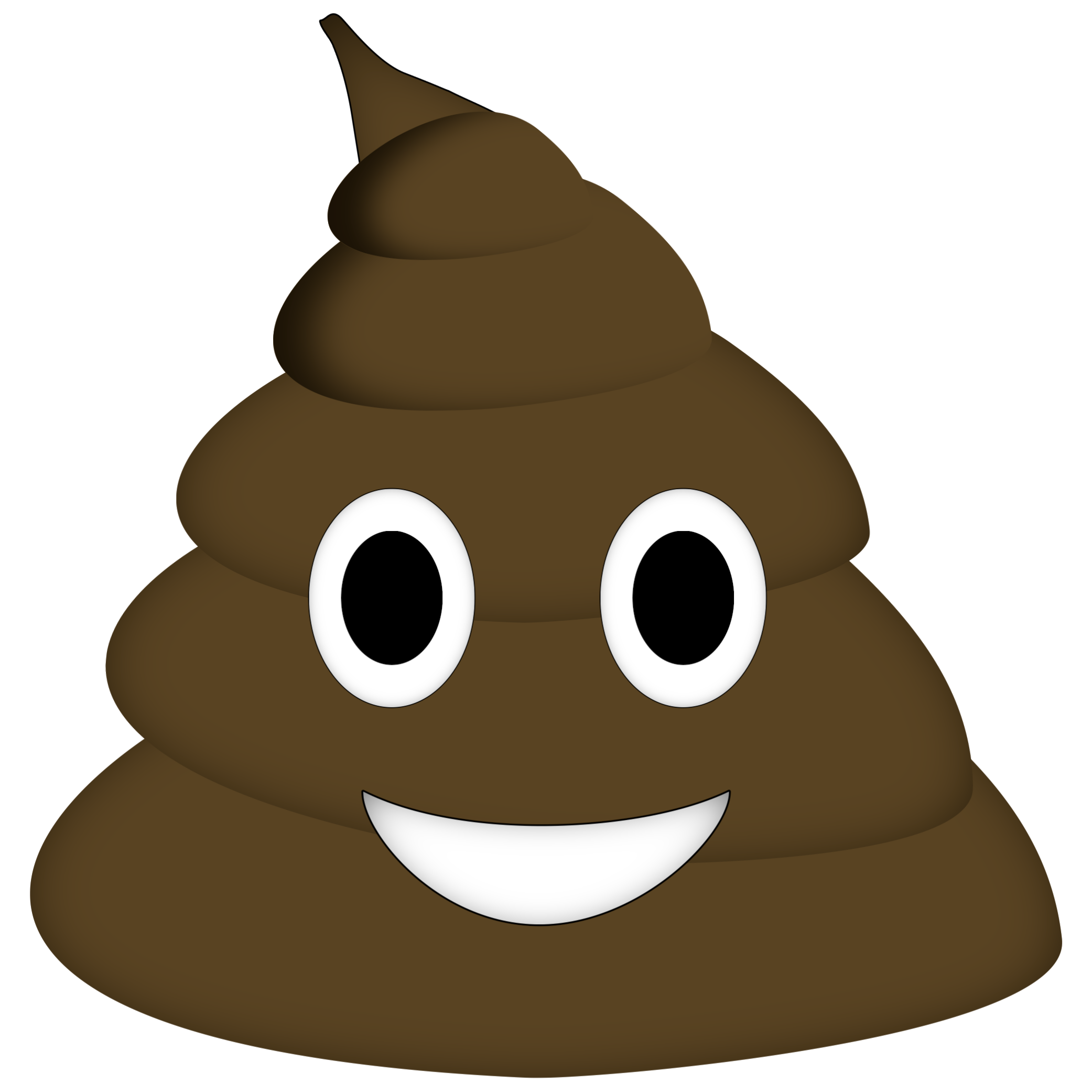 emojis drawing poo