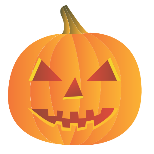 carved pumpkin png