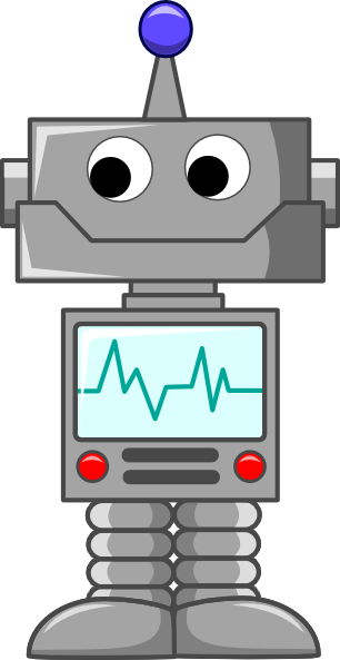 vector robotics cartoon