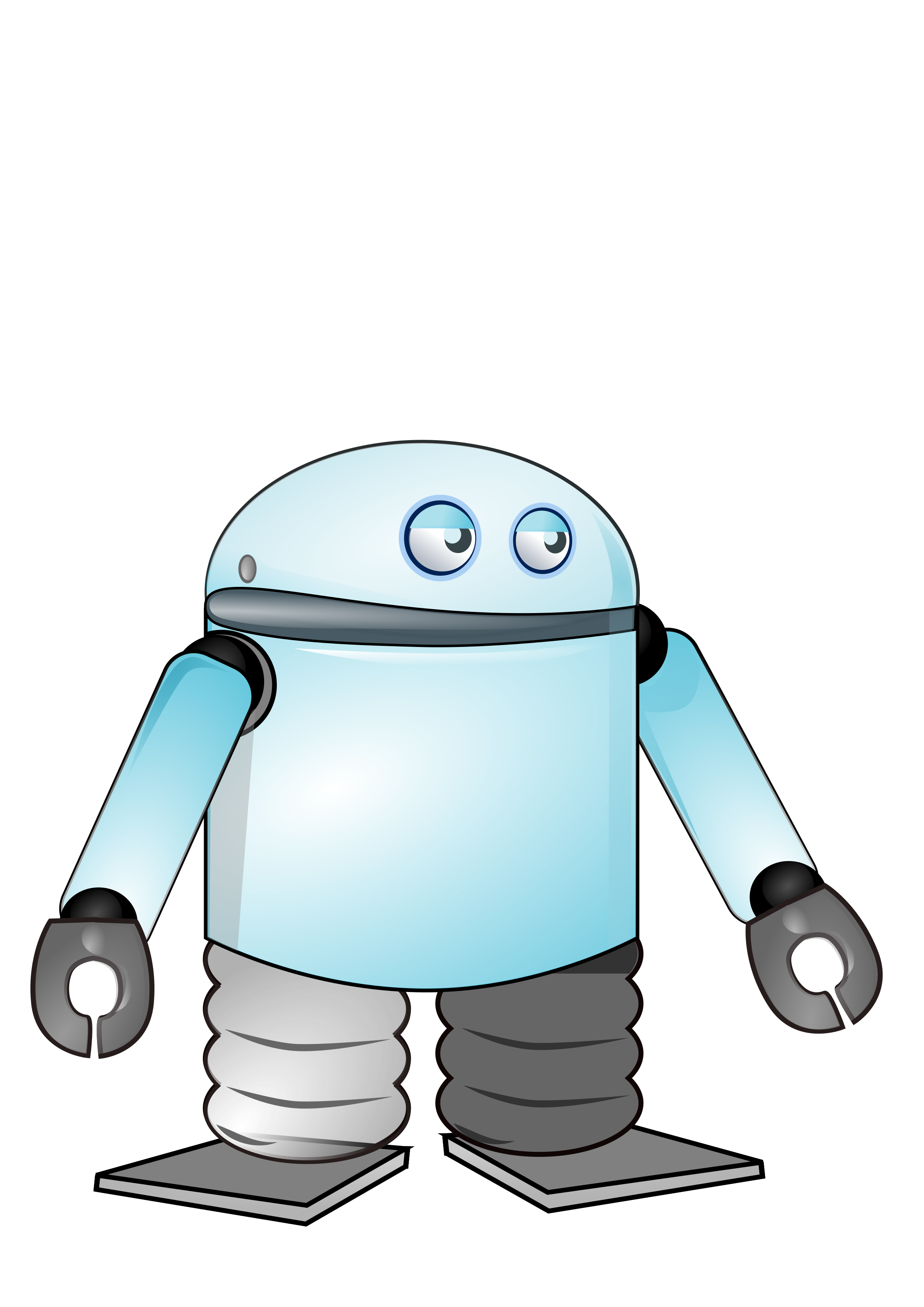 Cartoon robot png. Icons free and downloads