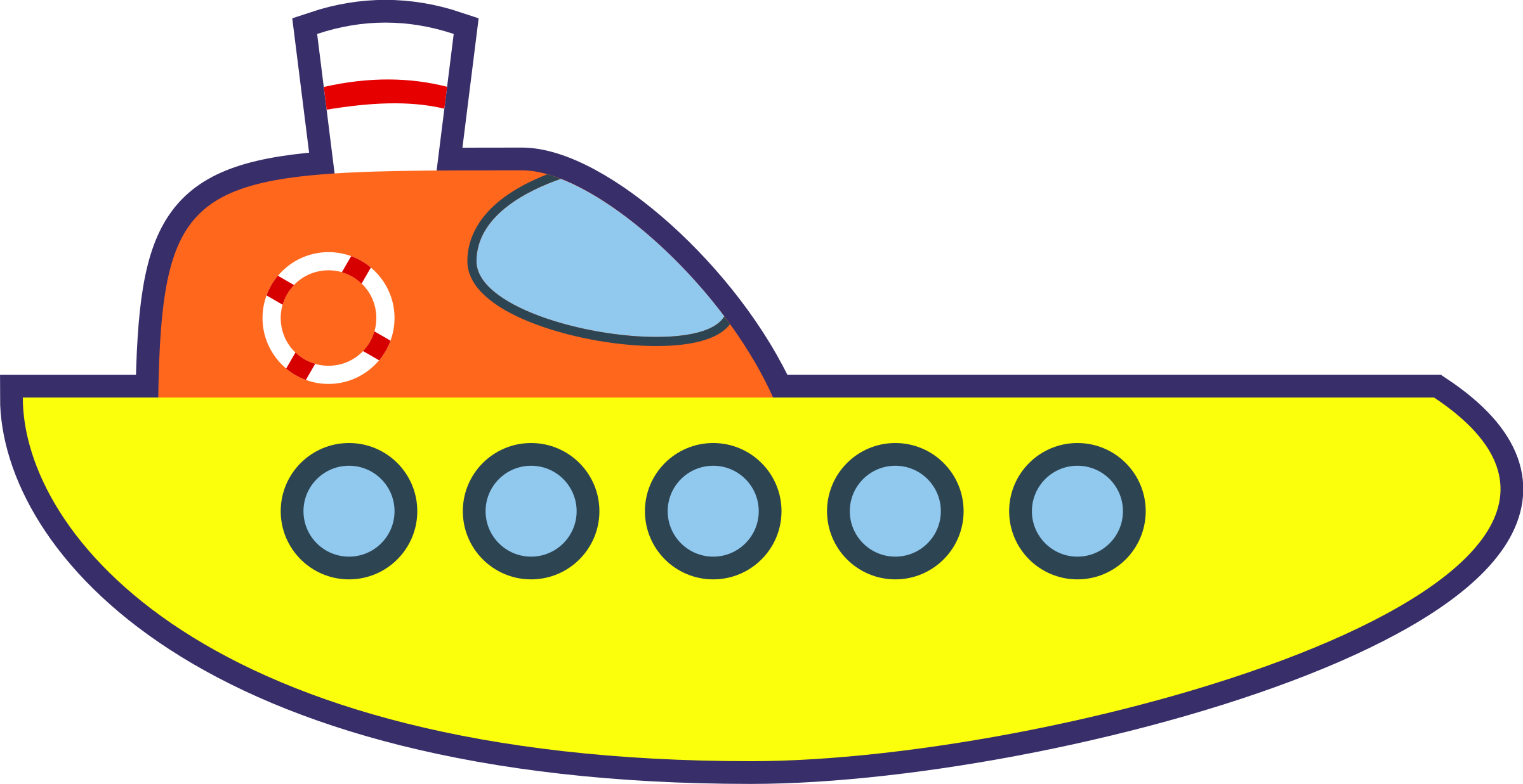 Cartoon ship png. Yellow icons free and