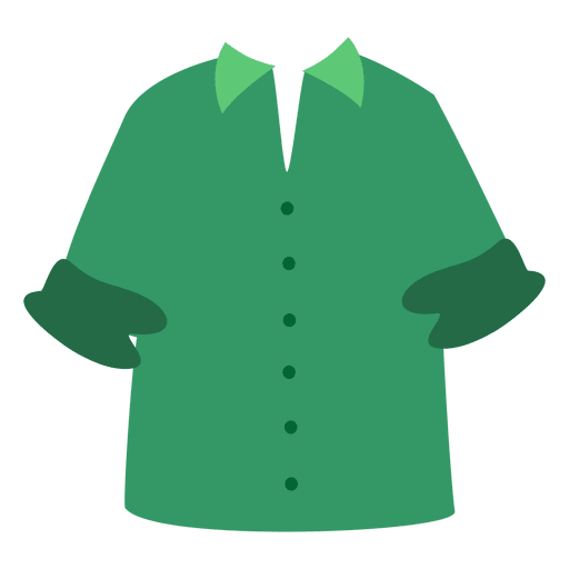 Cartoon shirt png. Green men transparent svg