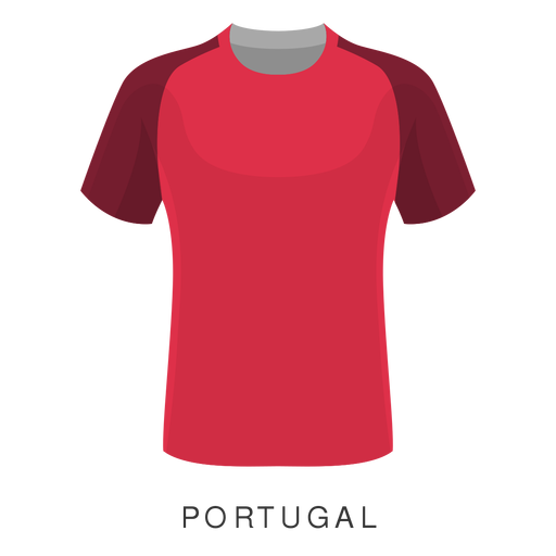 Portugal world cup cartoon. Jersey vector football shirt vector black and white library