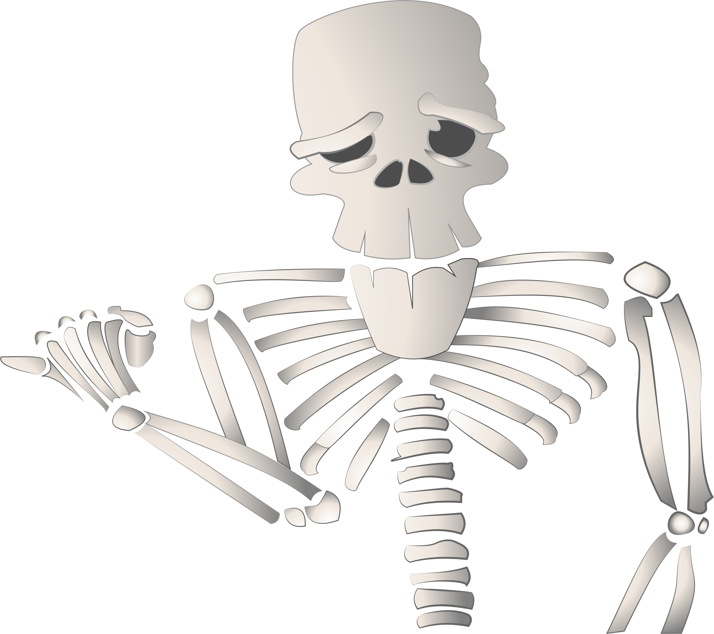 Cartoon skeleton png. Icons free and downloads