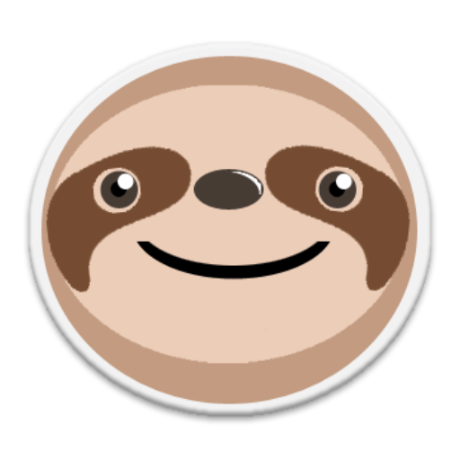 sloth head png