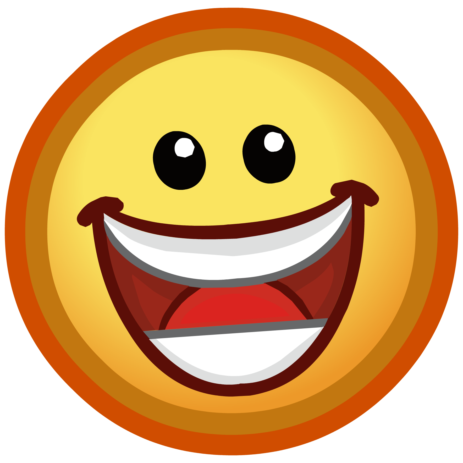 Happy face png. Image put on your
