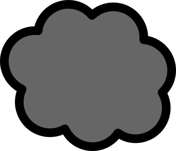 Cartoon smoke cloud png. Thoughts clipart frames illustrations