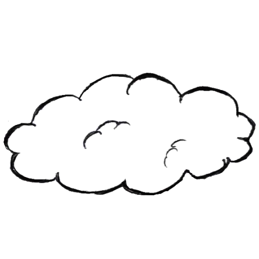 2d clouds png. Playing with particles pixelnest