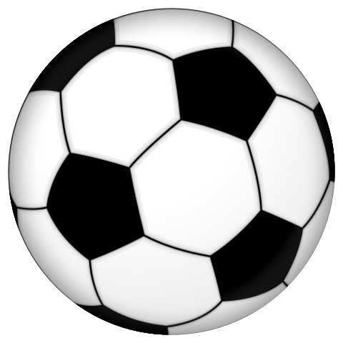 Cartoon soccer ball png. File svg wikipedia the