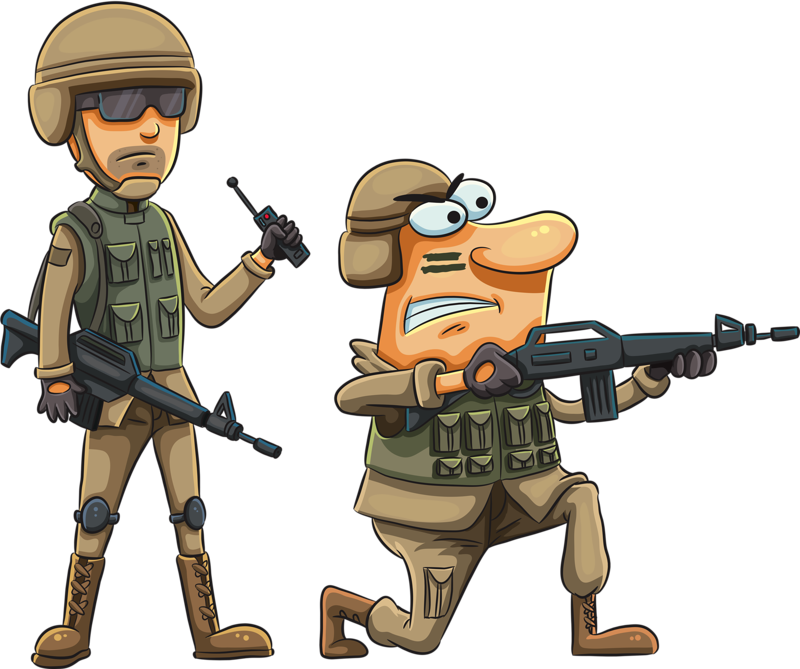 Cartoon soldier png. Army funny pinterest and