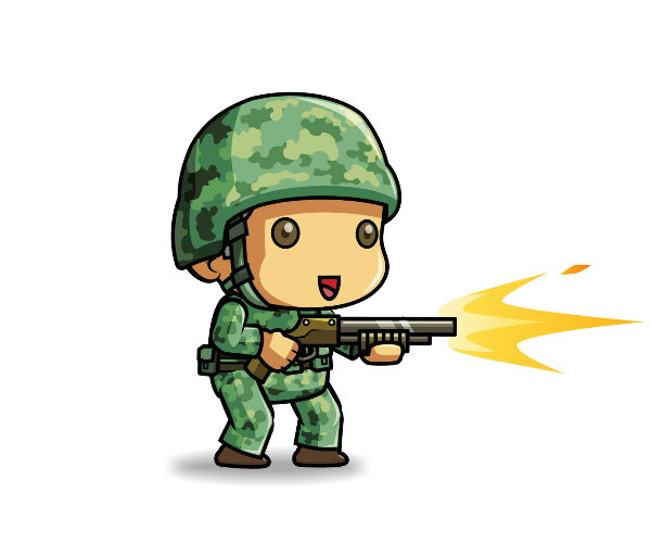 Cartoon soldier png. Image