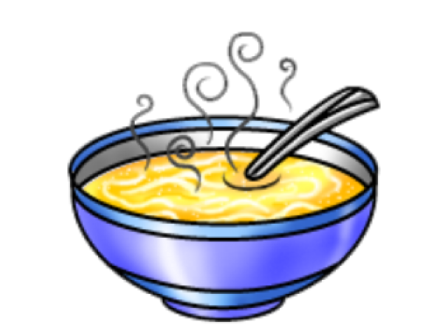 Cartoon soup png. Cliparts words free download