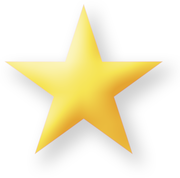Cartoon stars png. Star clipart and animated