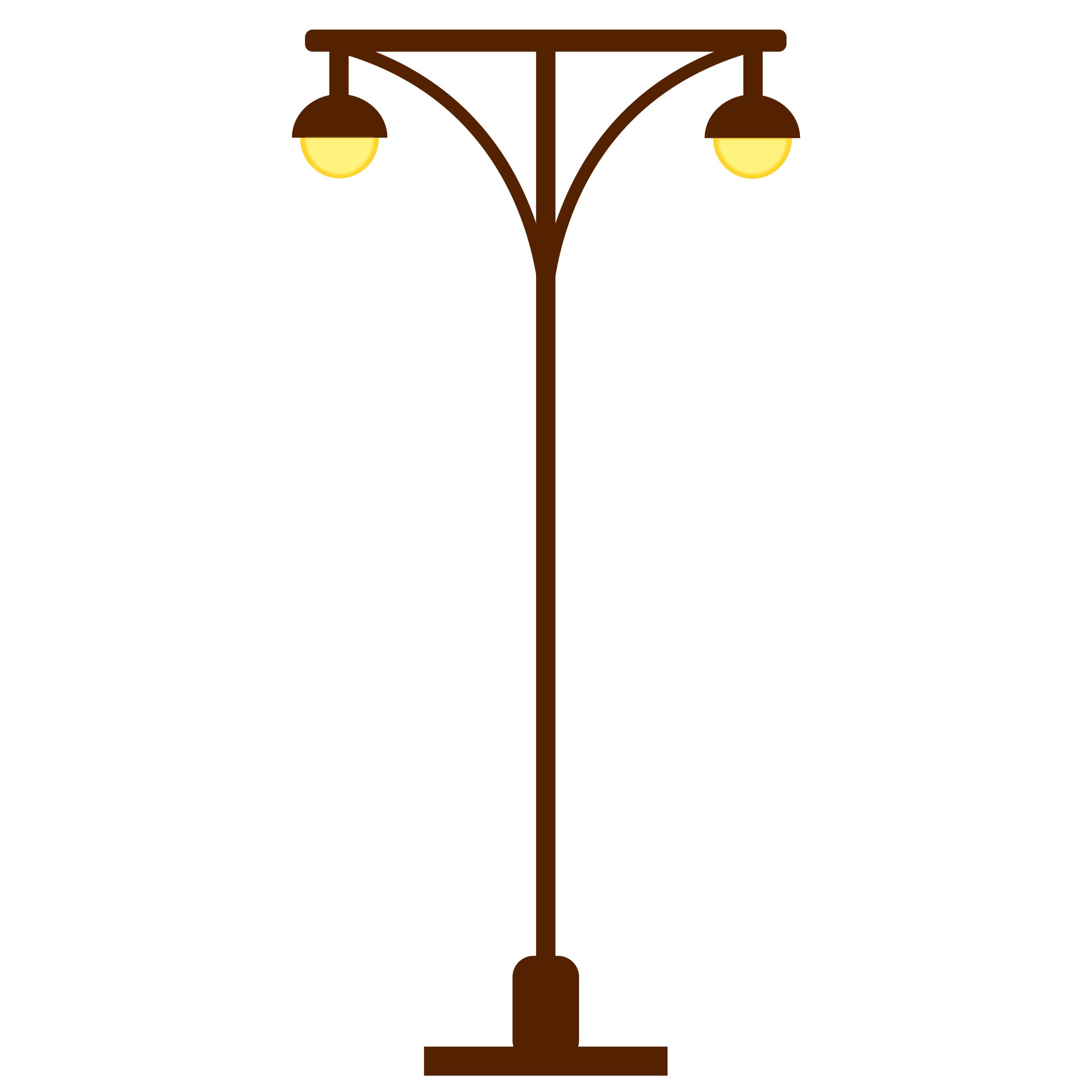 street light silhouette png