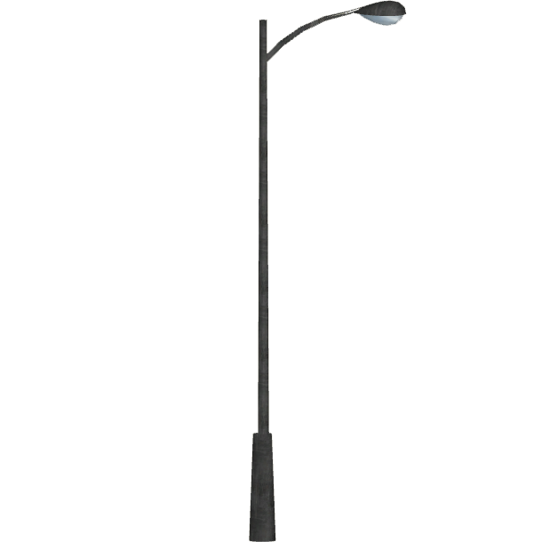 Cartoon street lamp png. Collection of light