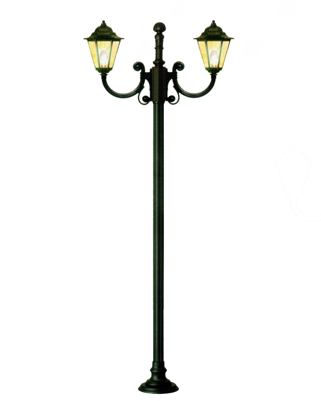Post transparent images pluspng. Street lamp png picture transparent stock