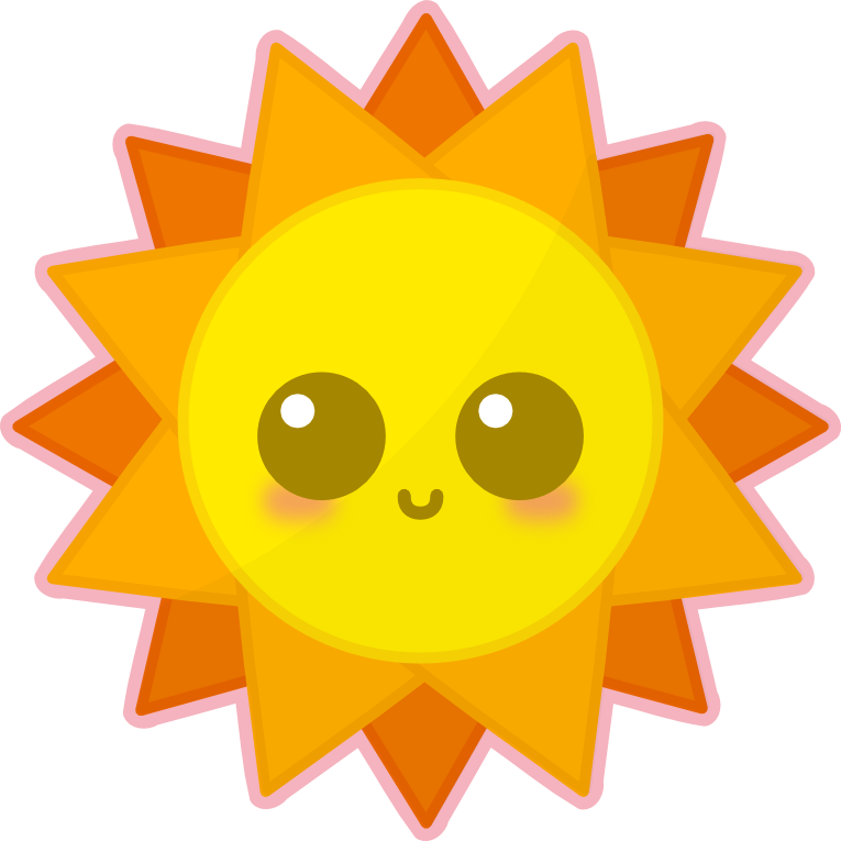 Cartoon sun png. Free images download clip