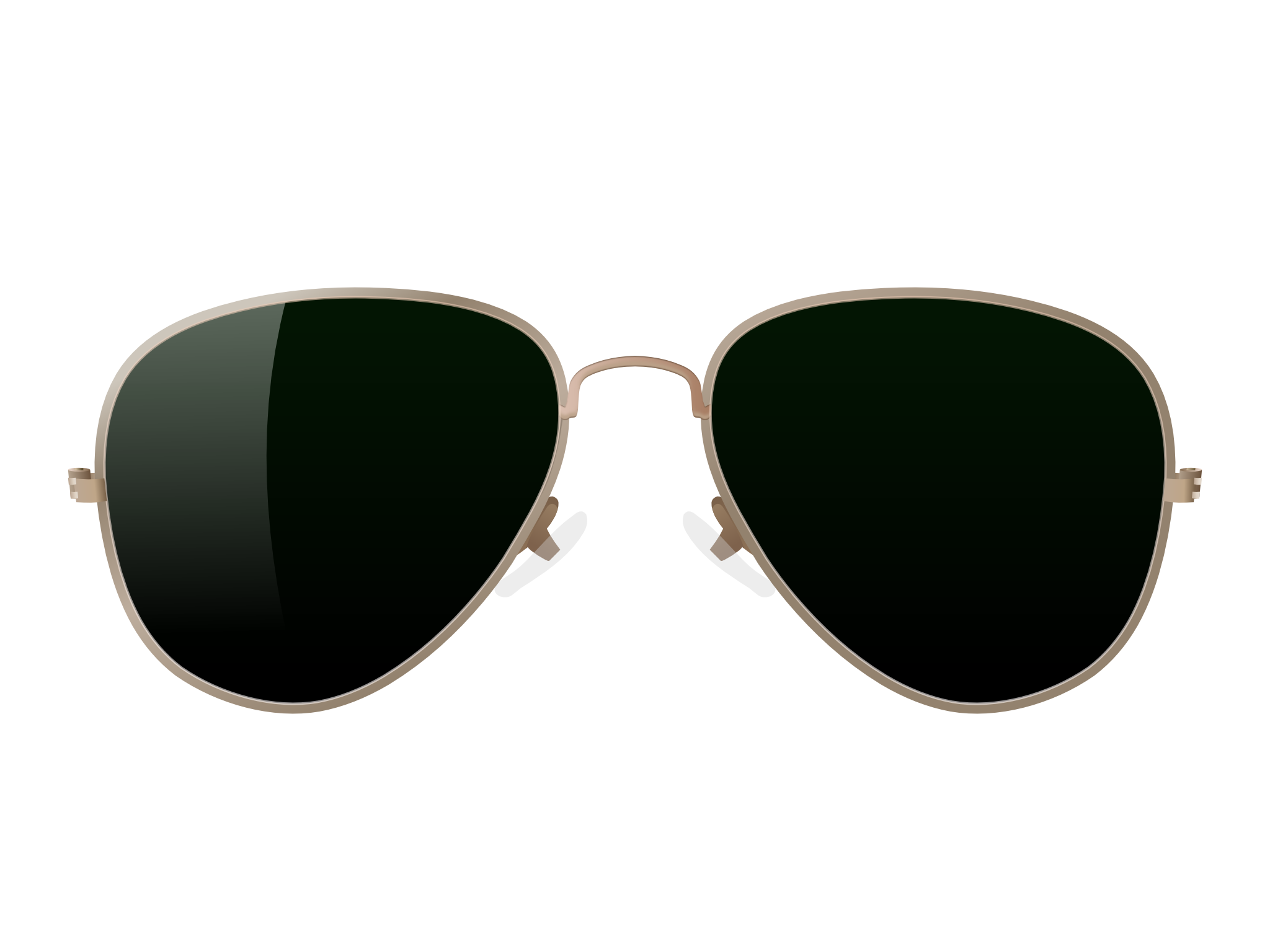 Png sunglasses. Aviator sunglass free download