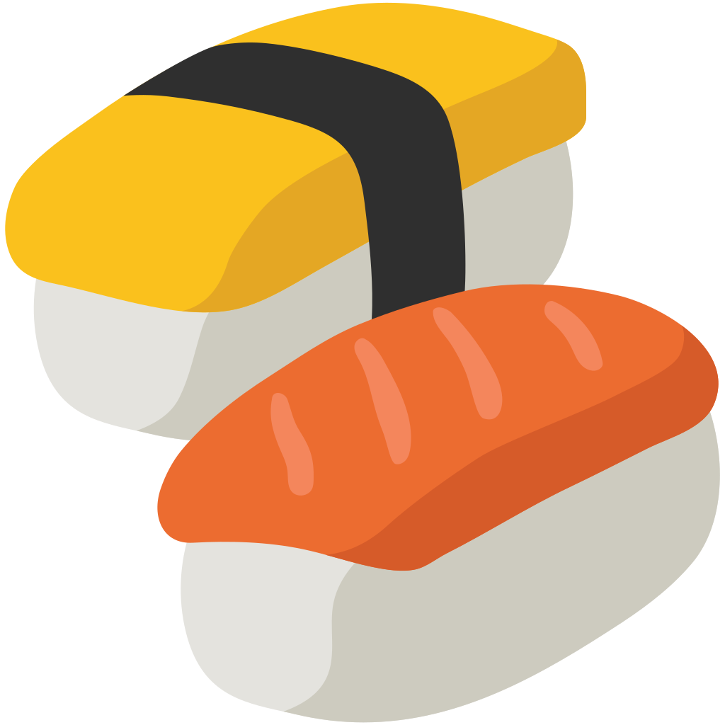 cartoon sushi png