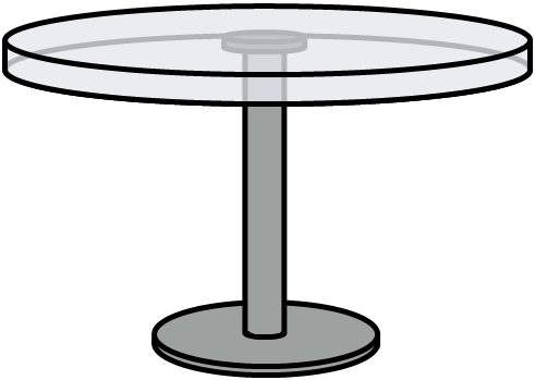table clip dining