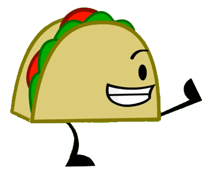 Cartoon tacos png. Image taco kick inanimate