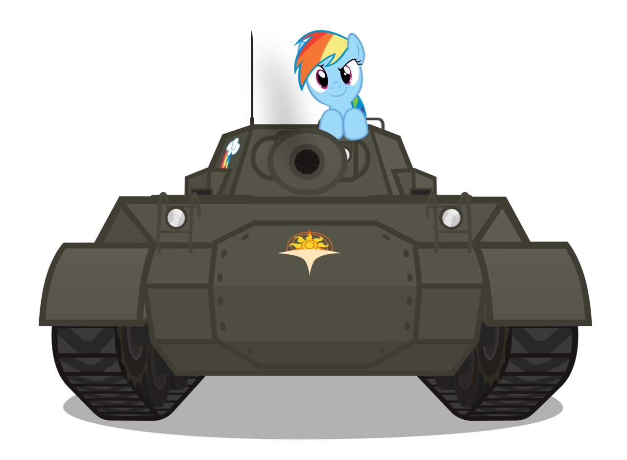 transparent tank animation