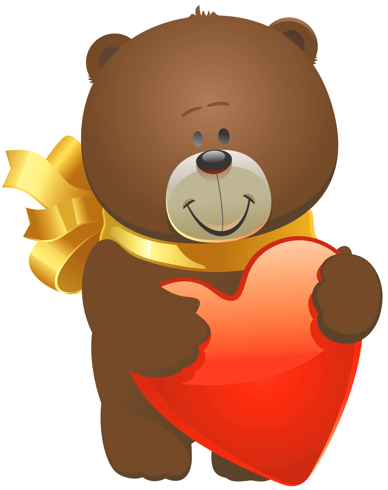 Cartoon teddy bear png. Valentine clipart gallery yopriceville