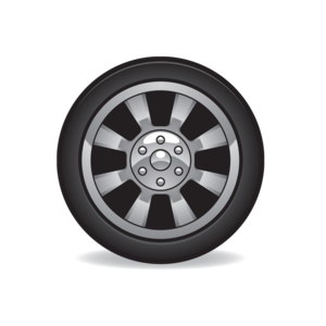 Cartoon tire png. Icon full size free