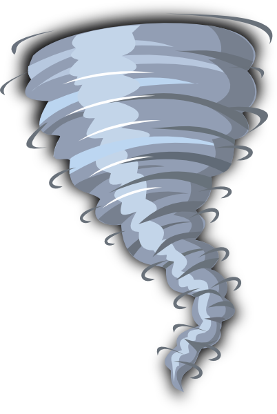 Cartoon tornado png. Clip art at clker