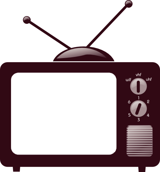 Cartoon tv png. Old by shiningday on