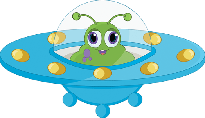 Cartoon ufo png. Clipart the arts image