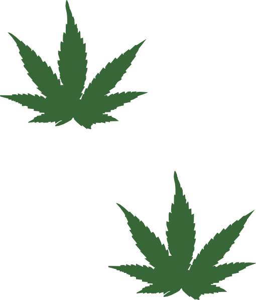 Cartoon weed leaf png. Clip art at clker