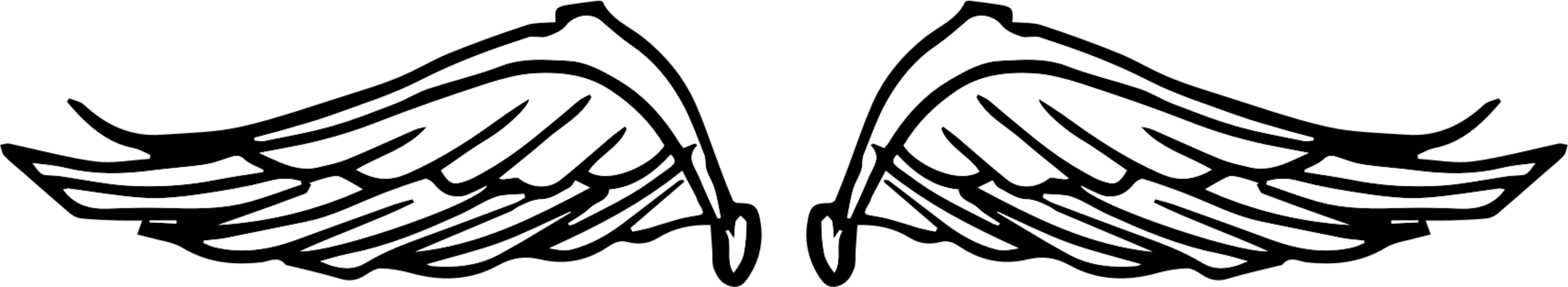 Cartoon wings png. Computer icons doodle line