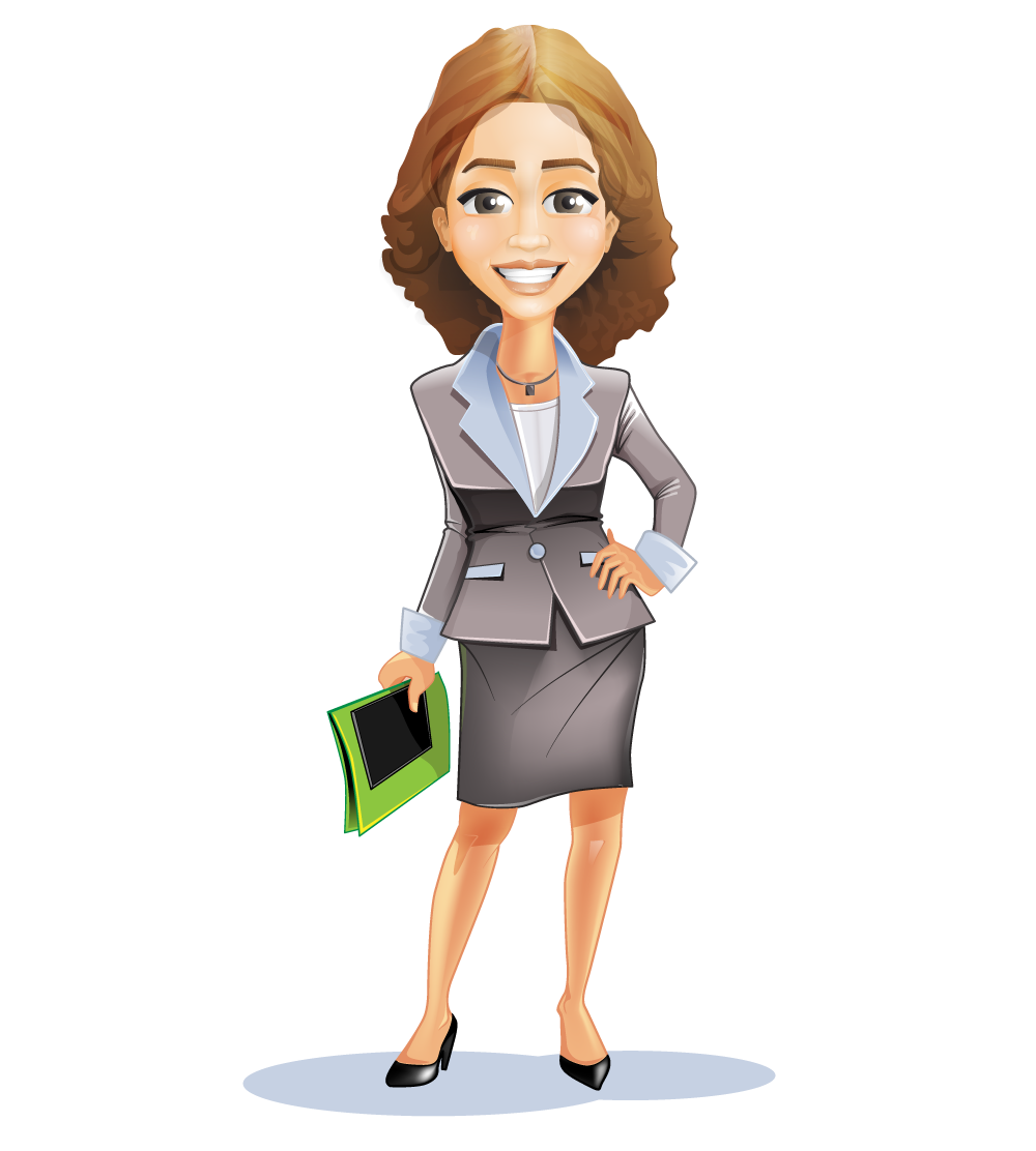 Cartoon woman png. Free women cliparts download