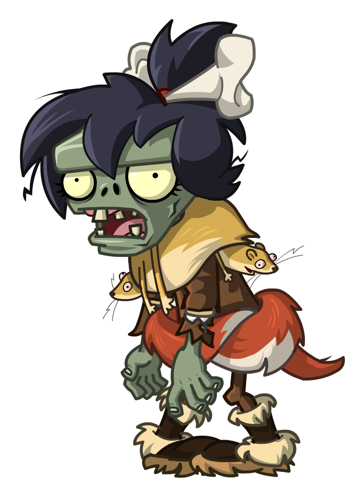 Zombies animados caminando png. See the new characters