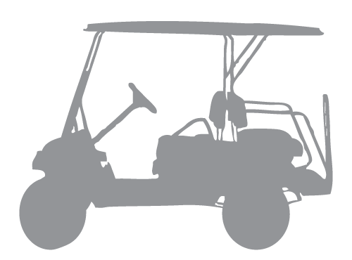 Golf cart silhouette png. Rd carts palm city