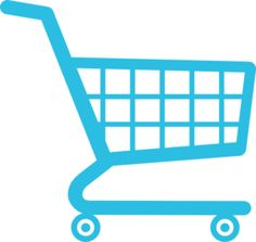 Carts clipart purchase. Full grocery cart shopping