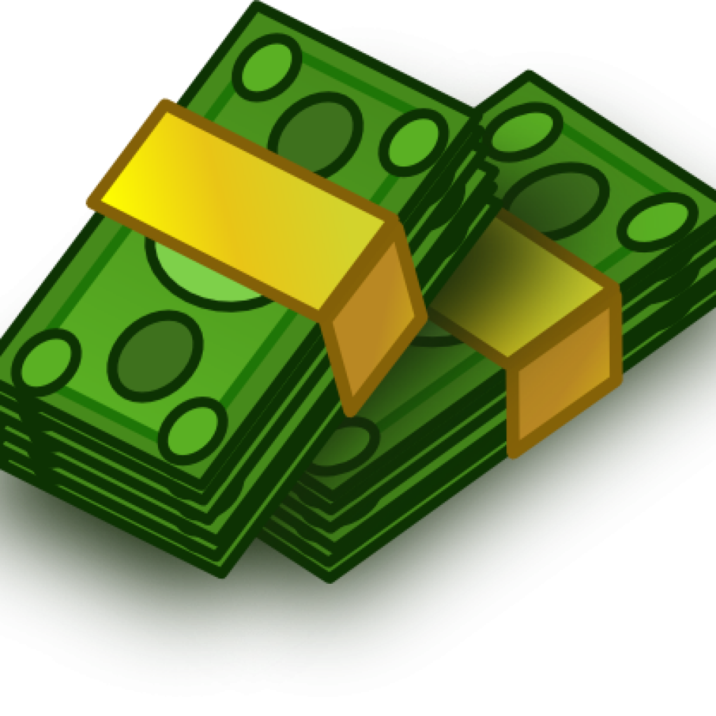 Cash drawing stack money. Stacks clipart free download