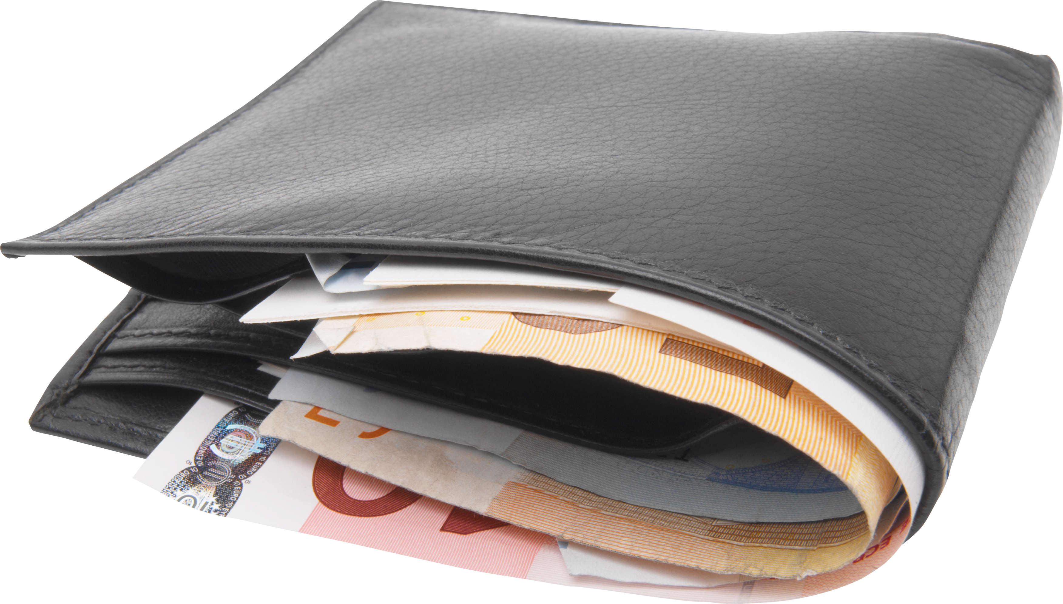 Cash wallet png. With money image