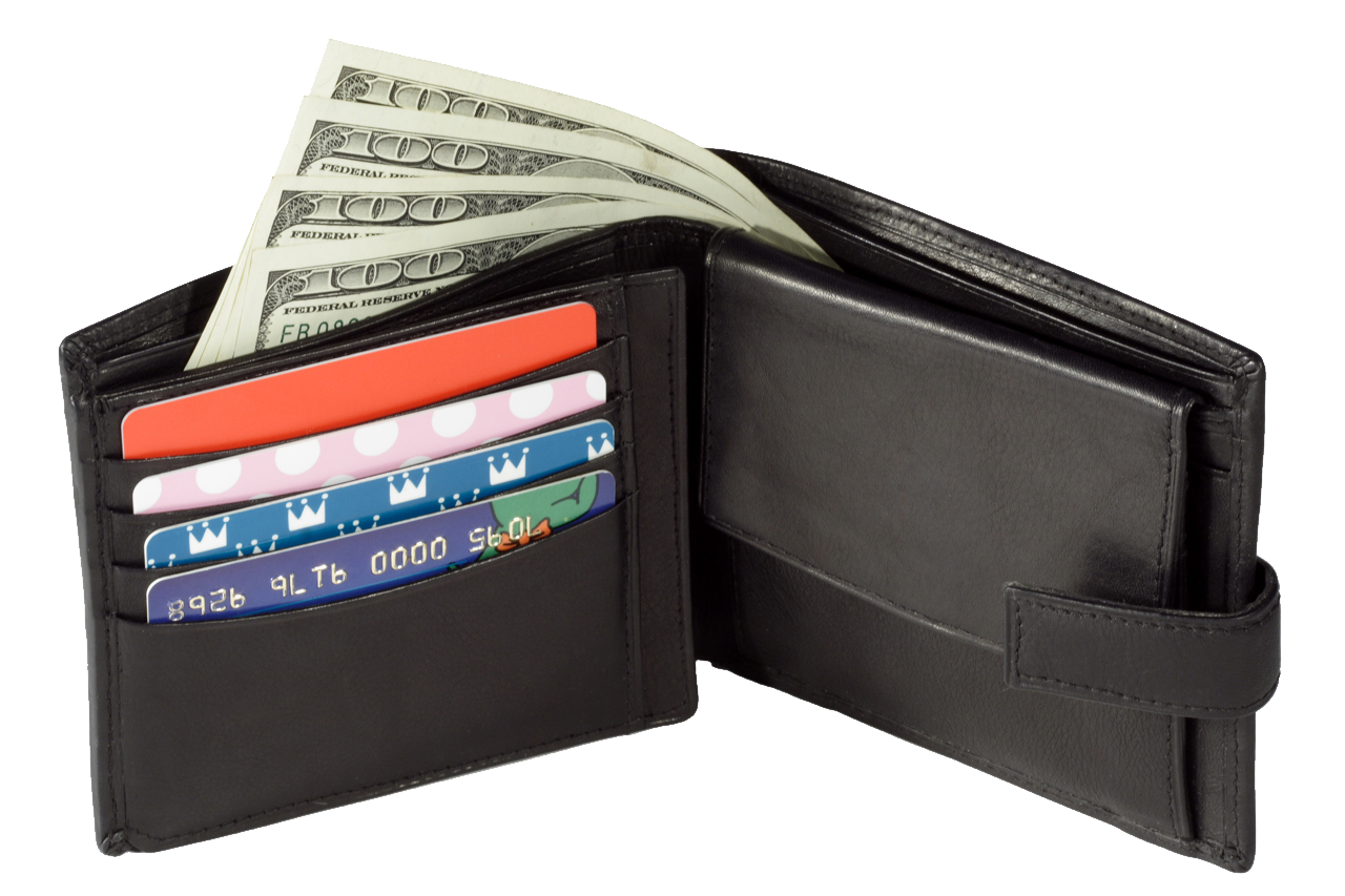 wallet transparent man png