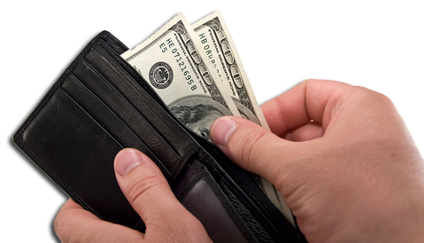 cash wallet png