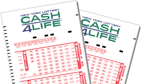 cash4life drawing slip