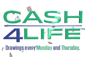 Cash4life drawing. Cash life test the