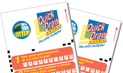 Drawing lottery york. Quick draw game new