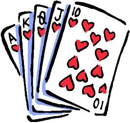 Casino clipart card magic. Cards panda free images