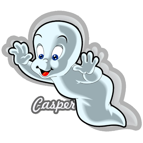 Casper drawing the friendly ghost. Clipart at getdrawings com